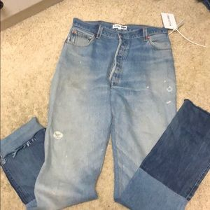 Re/done Levi's